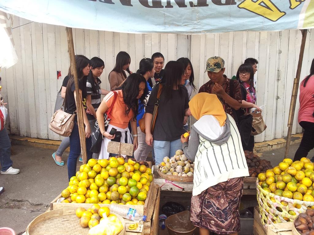 Traditional Market D.E.O