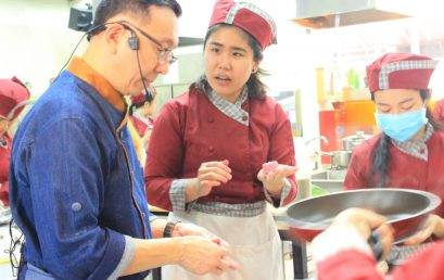 Kue Tradisional Bersama Chef Haryanto Makmoer