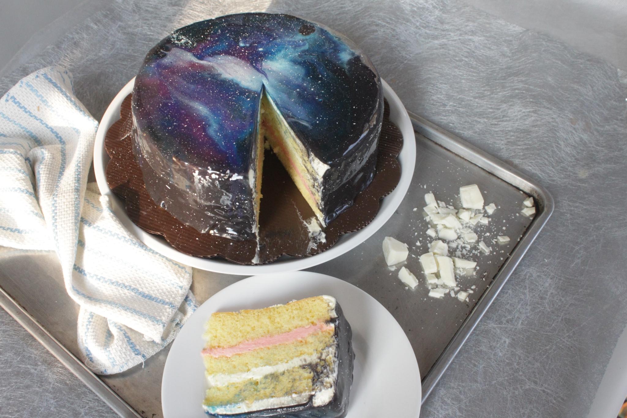 Dessert Meets Art