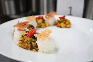Culinary Business Cooking Competition