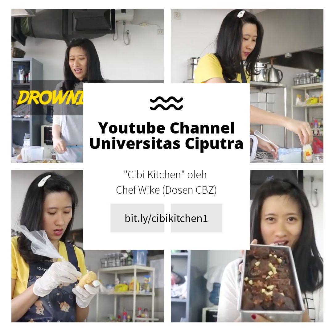 Youtube Channel Cibi Kitchen