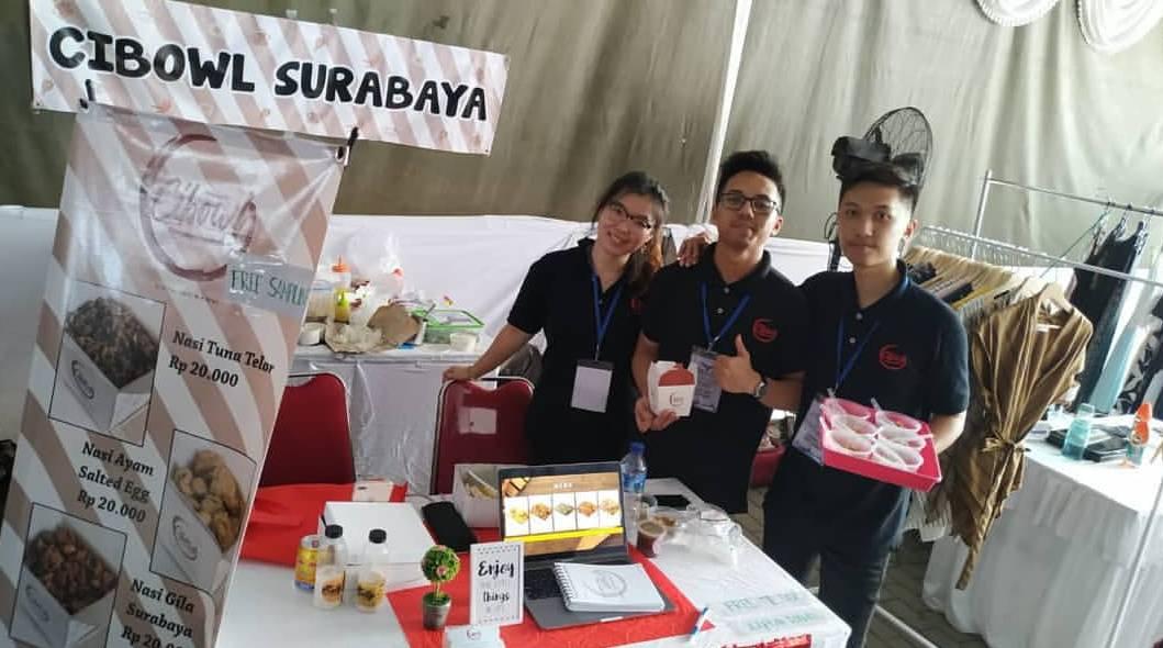Cibowl dan Favorito Foodies, bisnis mahasiswa semester 4 yang menjadi finalis lomba business plan di Universitas Tarumanegara