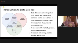 "Webinar ""Implementing Data Science in Real Life"""