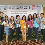 Peneliti Muda Fakultas Kedokteran Universitas Ciputra dalam Gelaran ISOPH ke-3 (The Third International Symposium of Public Health)
