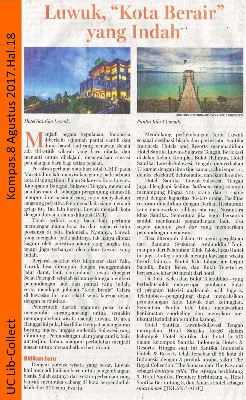 Luwuk, Kota Berair yang indah.Kompas.8 Agustus 2017.Hal 18 001-page-001