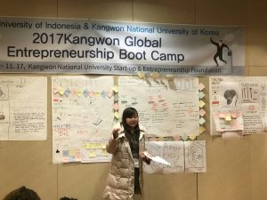 Ikuti Global Entrepreneurship Booth Camp di Korsel, Siska Hermanto Raih Top 3 Ide Bisnis Inovatif