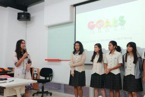 Ikuti Kelas Positive Psychology, Siswa SCB Coba Jadi Mahasiswa PSY UC