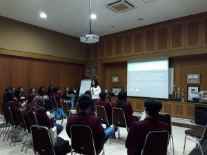"""Kuliah Kunjungan """"Work and Organisational Psychology"""""""