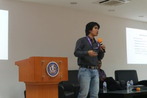 "Kuliah Tamu ""Impact of Social Media on Human Behaviour"""