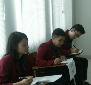 PSY UC menambah Deretan Prestasi berkat Kerja Keras dan Kerja Sama