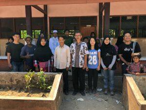 Trauma Healing Korban Bencana Gempa Lombok: Tak Sekedar Berbagi Ceria