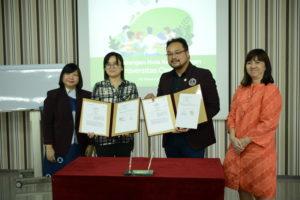 Kerjasama dengan ISCO Foundation, Cleft Care Indonesia Foundation, Save Street Child Surabaya, Bank Sampah Induk Surabaya dan Yayasan Kasih Anak Kanker Indonesia
