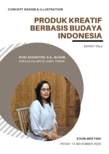 Produk Kreatif Berbasis Budaya Indonesia