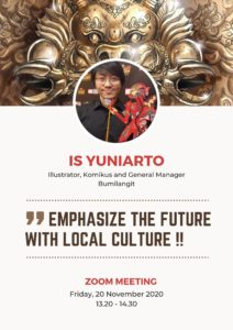 Emphasize The Future With Local Culture