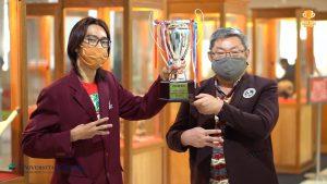 VCD Juara Umum Rektor Cup 2020