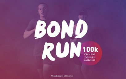 UC CHARITY PRESENTS BOND RUN
