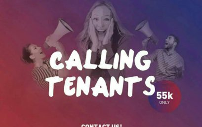 [STUDENT COUNCIL EVENT] CALLING ALL TENANTS!
