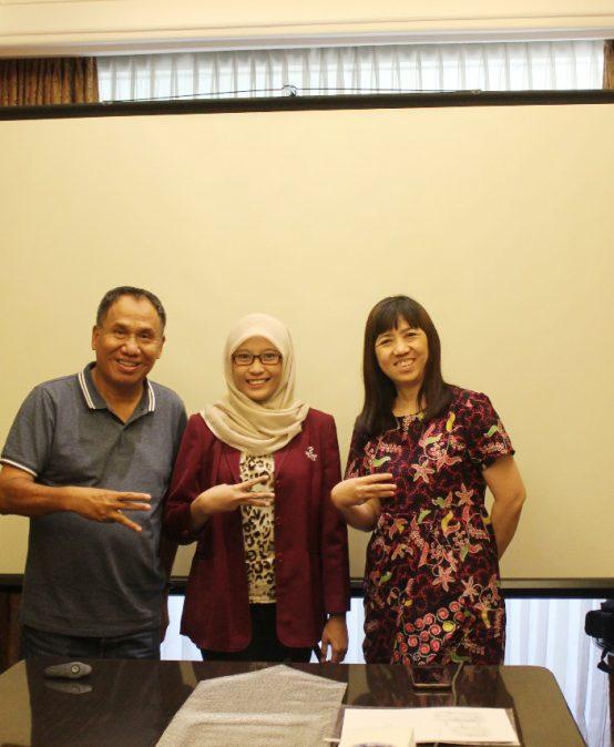 Sutoto Yakobus Mentoring Mahasiswa Universitas Ciputra