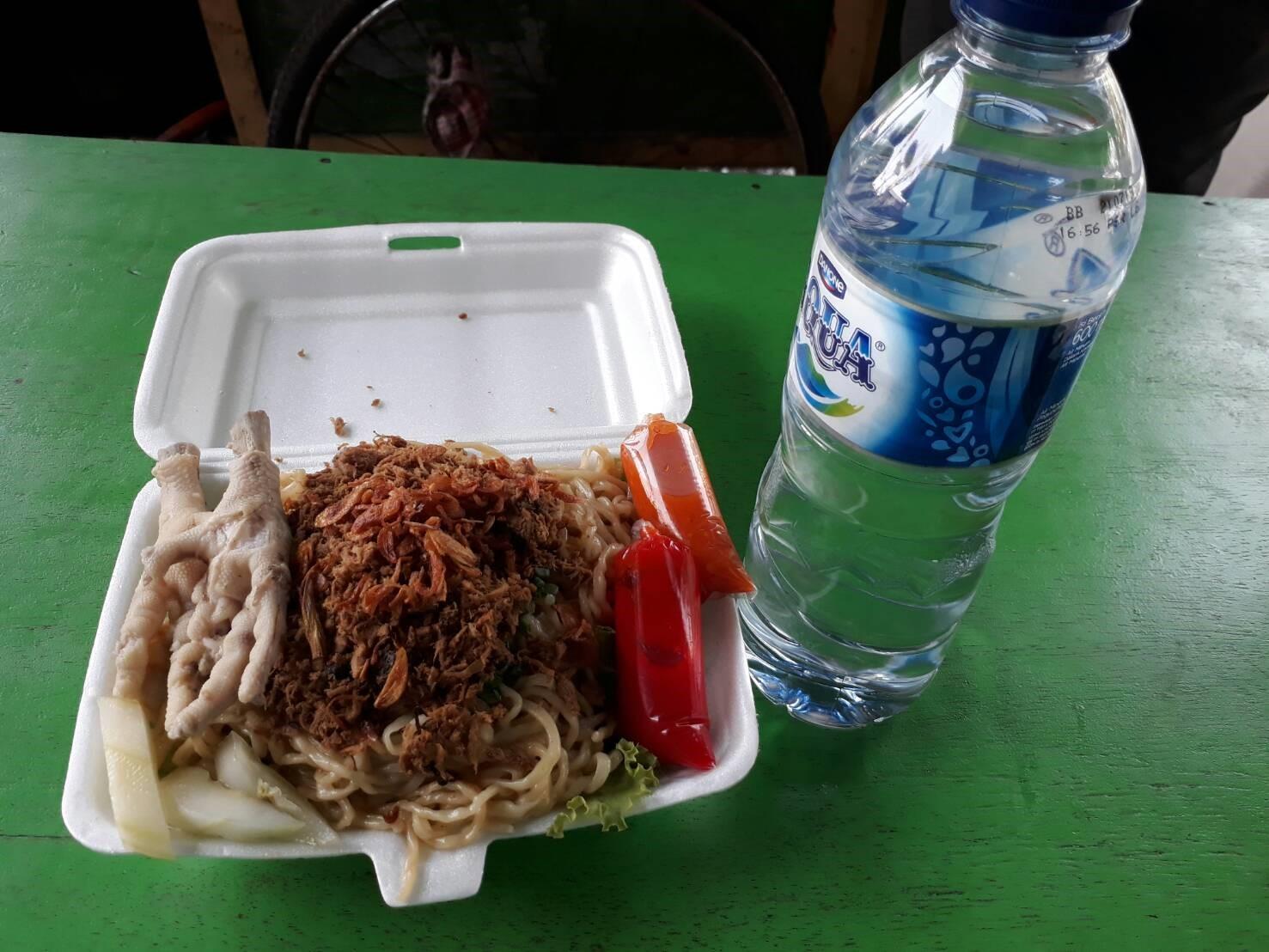 Mie Ayam Jakarta Perempatan Made