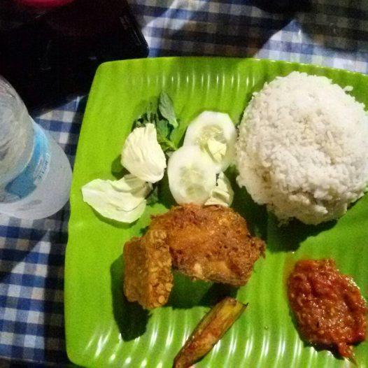 Ayam Goreng Cak Arif