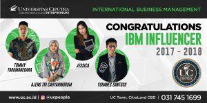 Congratulation IBM Influencer