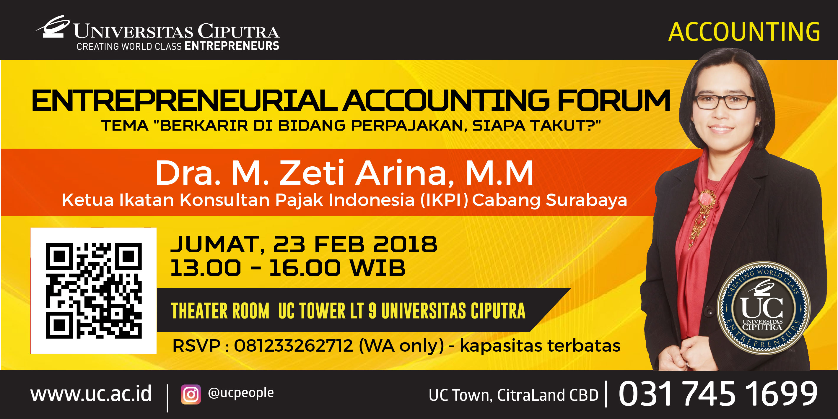 Entrepreneurial Accounting Forum