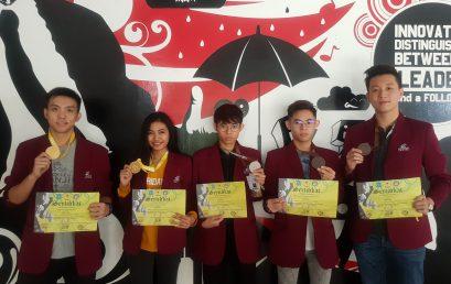 Kejuaraan Daerah Taekwondo Piala KONI Surabaya pada 1-3 Desember 2017