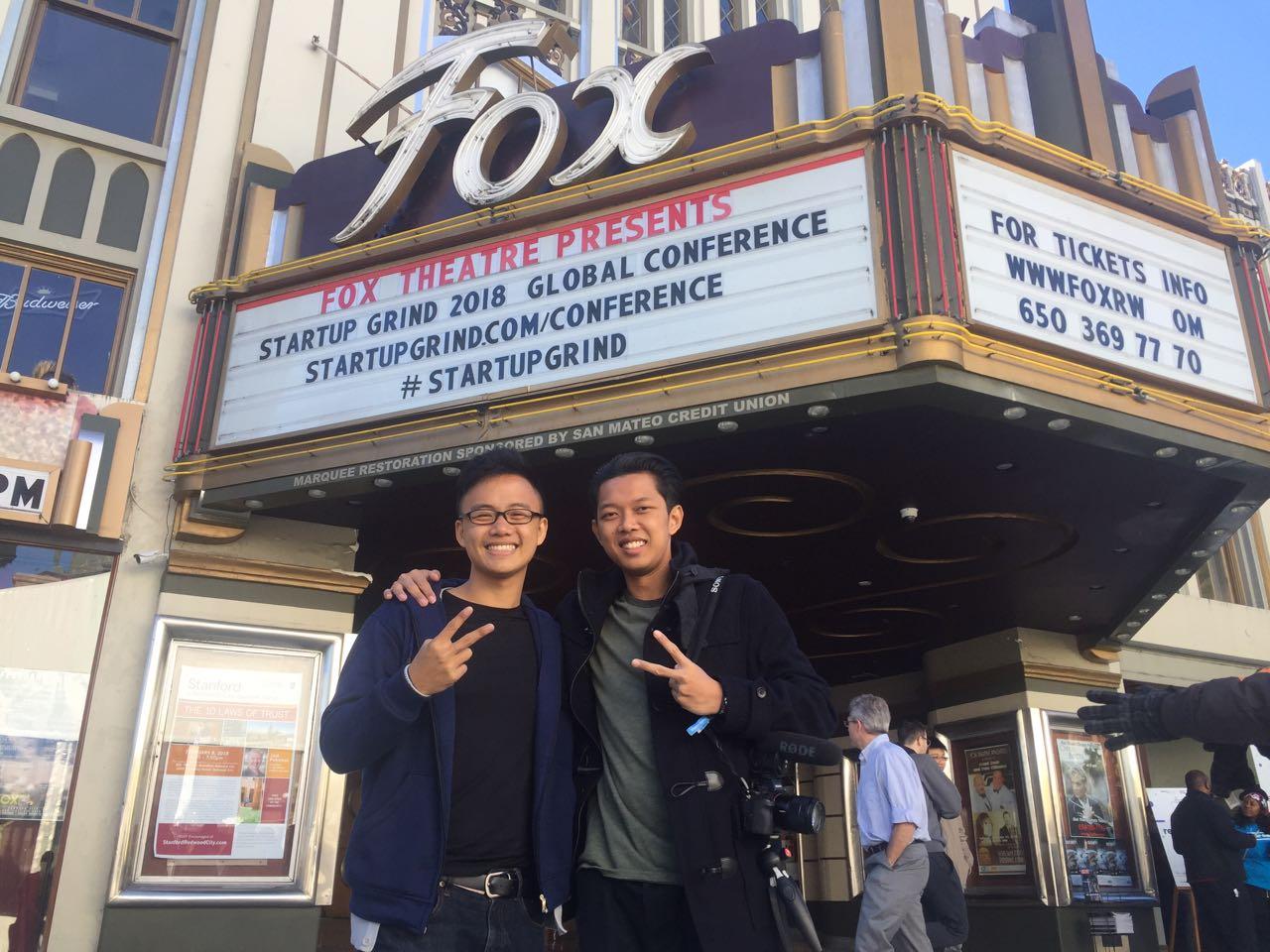 Pemenang NextDev 2017 mendapatkan privilege ke Silicon Valley (AS)