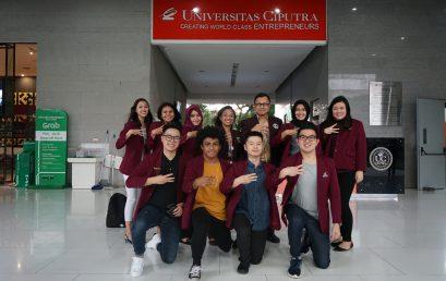 Asian English Olympics (AEO) 2018 Jakarta 8 – 12 Februari 2018