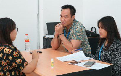 Program Seleksi Magang dari Indomaret Group di PSY UC: 2 Hari yang Menyenangkan