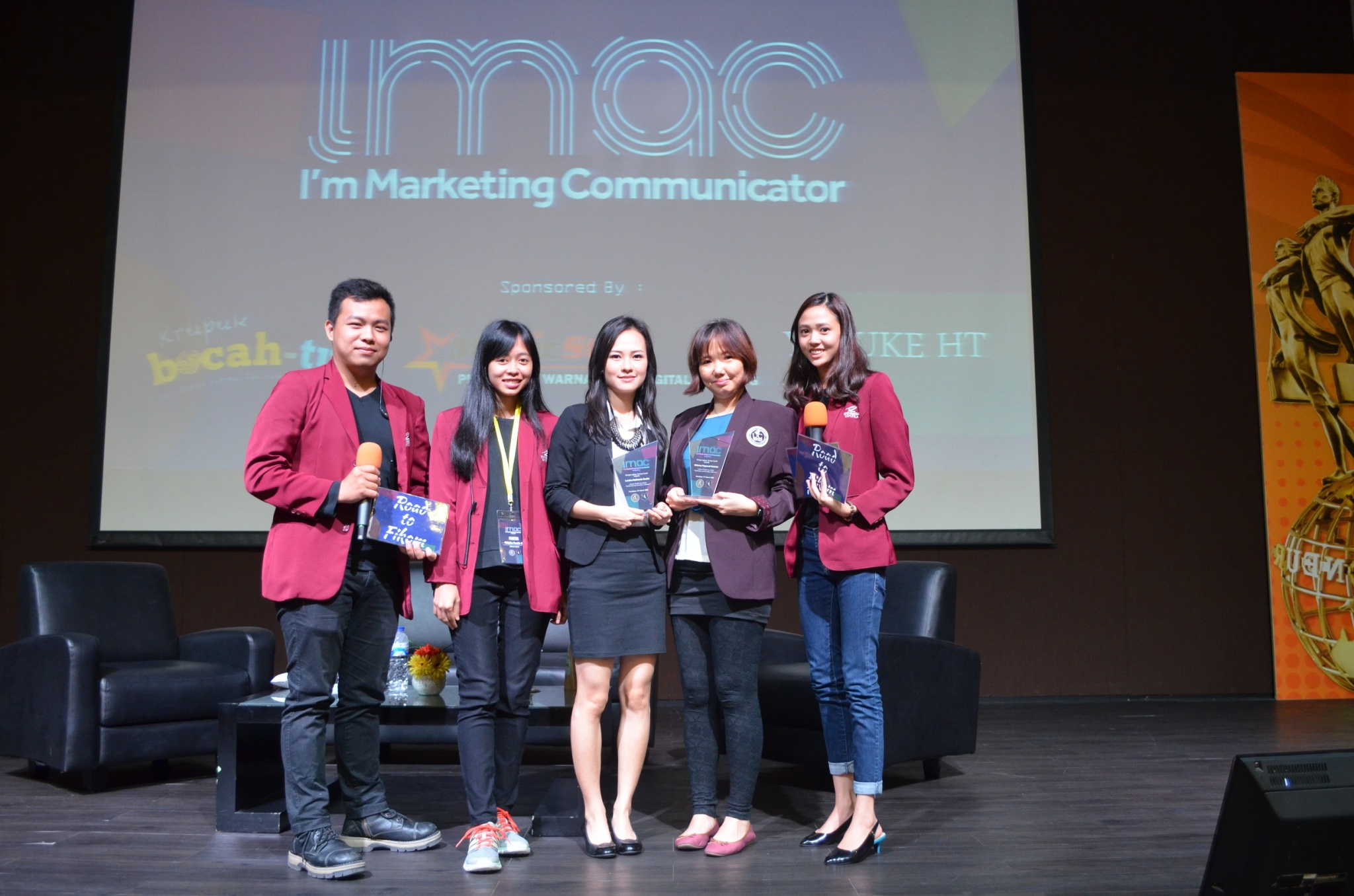 Learning to be a Marketing Communicator