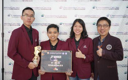 Juara III Lomba Debat Psychology Fair 2K18