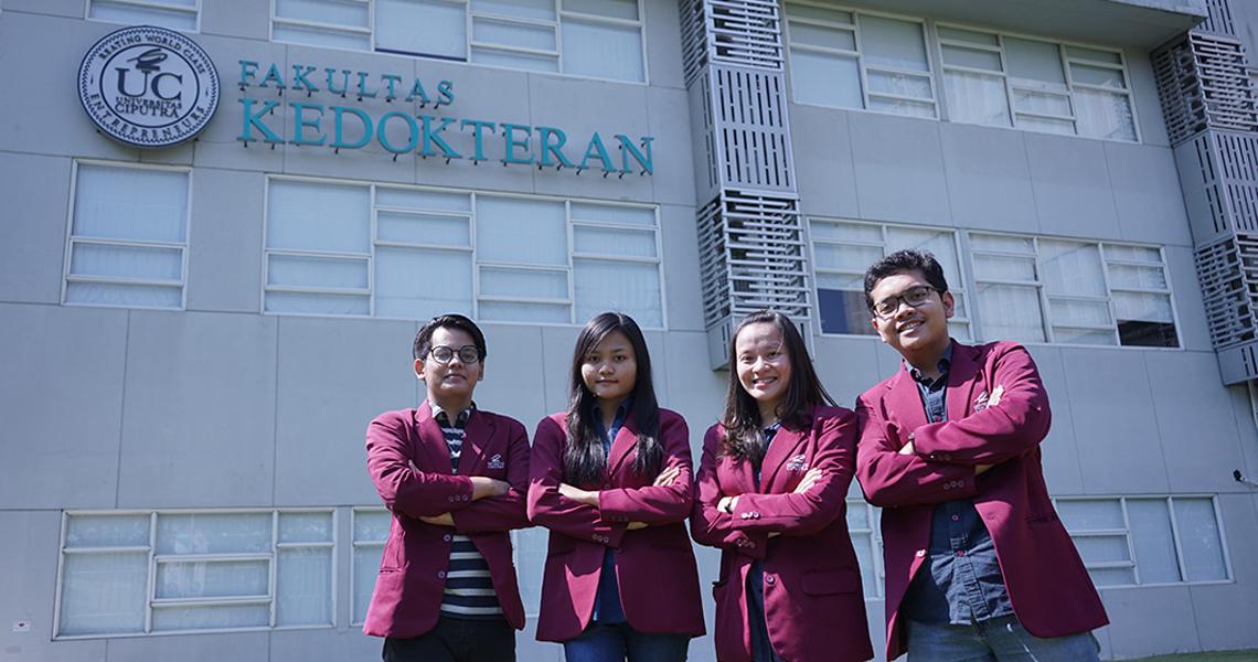 Fakultas Kedokteran UC tembus semifinal IMPho (Indonesia Medical Physiology Olimpiad) 2018