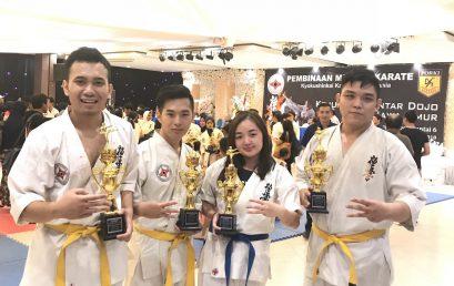 Kejuaraan Karate Antar DOJO Se – Jawa Timur