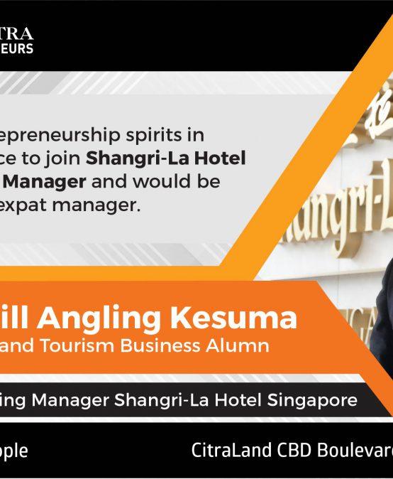 Karier Mancanegara Melalui Entrepreneurship