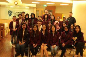 Studi Ekskursi Psikologi Kunjungi Singapura