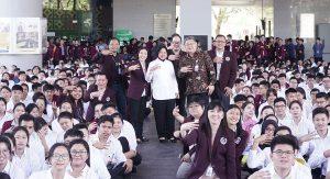 Tri Rismaharini Sampaikan Mimpinya Di O-Week 2018