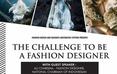 The Challenge To Be A Fashion Designer