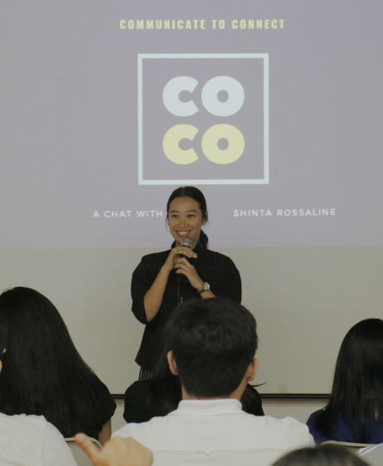 "Semester Opening Semester Ganjil 2018/2019: ""Communicate to Connect"""