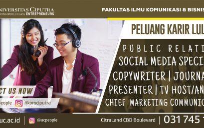 Fakultas Ilmu Komunikasi dan Bisnis Media