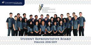 Student Representative Board Periode 2018/2019