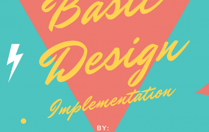 "i'Talk (Innovation Talk) – ""Basic Design Implementation"""