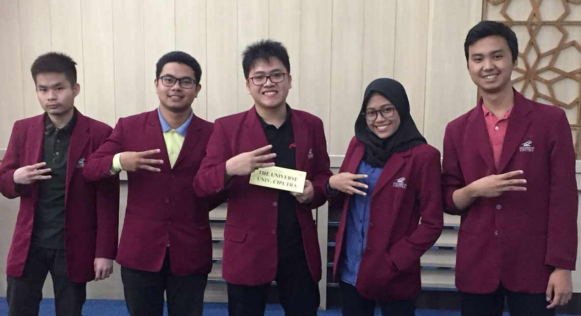 3th Place MERPC Indonesia 2018