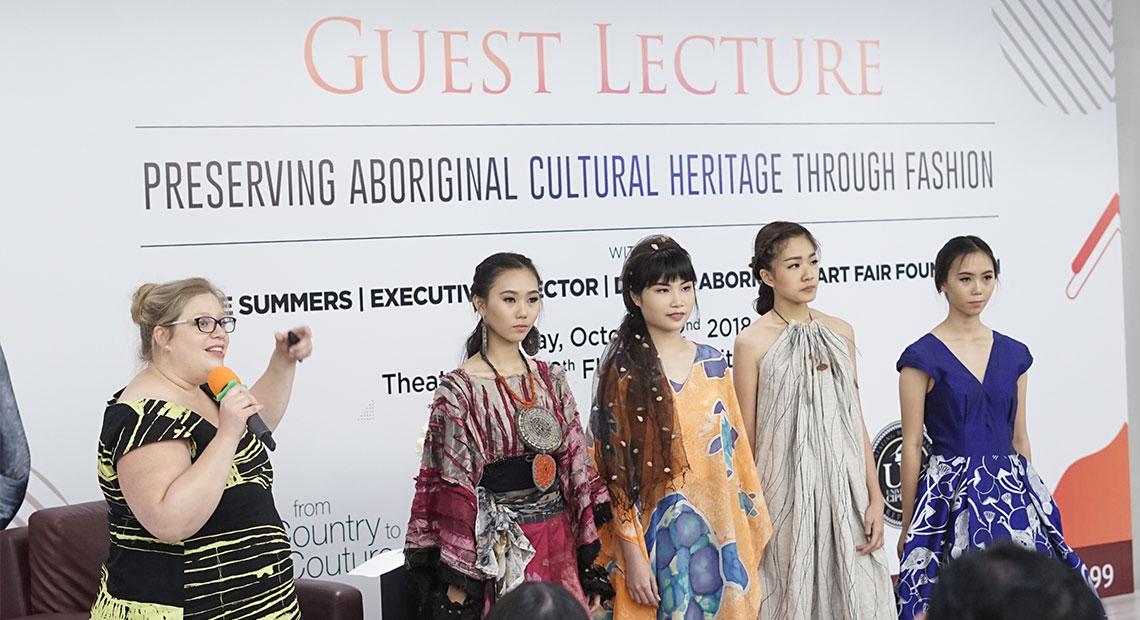 Menjaga Kelestarian Suku Aborigin melalui Fashion