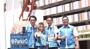 Sukses dengan ParkirQ Setelah Ide Recehnya Ditolak
