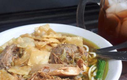 Mie Ayam Podo Moro – Cak RI
