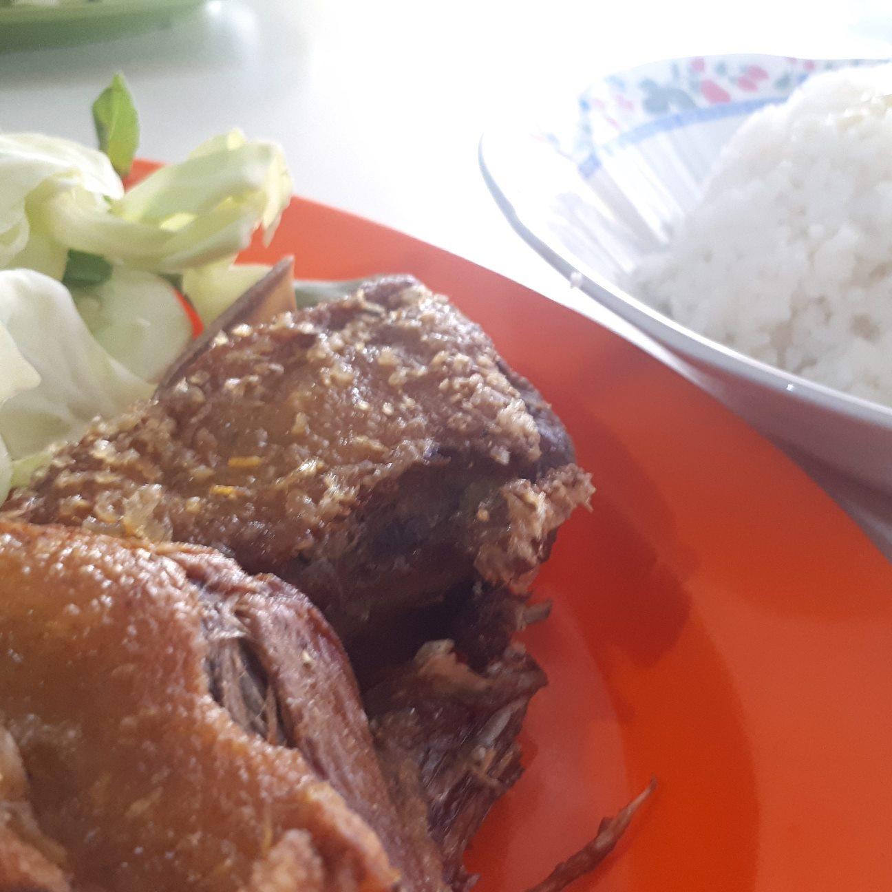 Nasi Bebek Goreng – Warung Sugih Roso