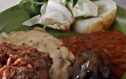 Nasi Tempe Telur – Warung Sugih Roso