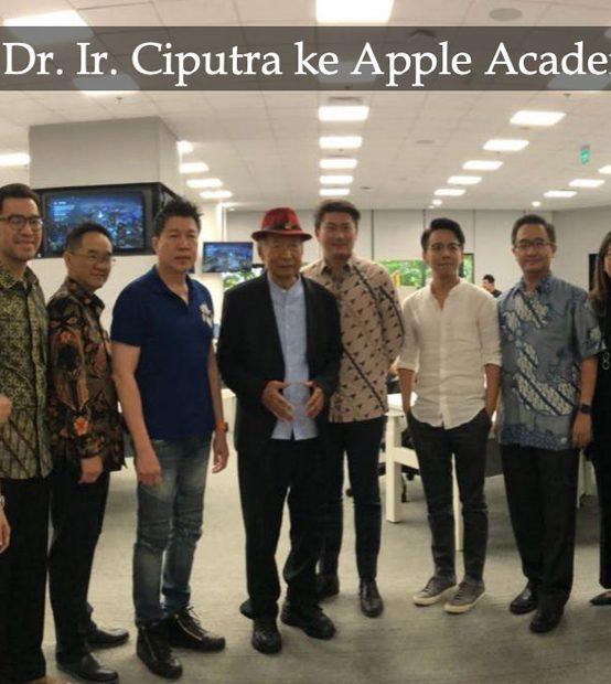 Universitas Ciputra Mendapat Kepercayaan dari Apple Academy